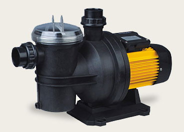 Single-stage centrifugal pool pump 750 W 1 HP