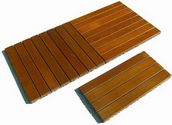 IPE (Brazilian Walnut) wood deck