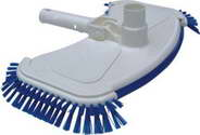 Deluxe Vacuum Head with side brush