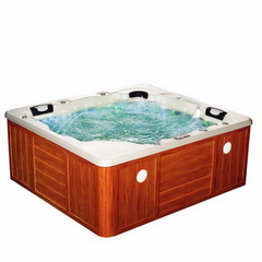 New hot tubs and spas hydrotherapy