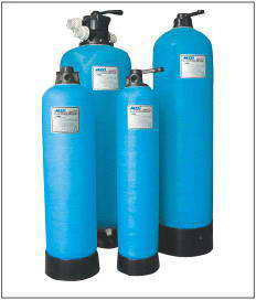 Commercial swimming pool water filters