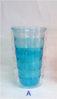 540ml - 18.2 oz polycarbonate double wall tumblers