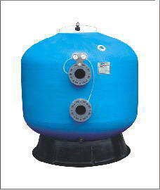 Side-mount valve sand filters (flange) SF-1200
