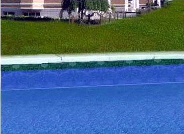 Swimming pool liner 8 x 4 meters 0.9mm thickness